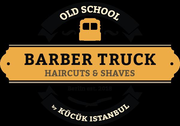 BARBER TRUCK -  Wer den gelb-schwarzen School Bus betritt, fühlt sich zurückversetzt in die goldenen Zwanziger Jahre Berlins. Hier wird das traditionelle Barber-Handwerk gelebt